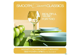 VARIOUS - Smooth Dinner Classics - (CD)