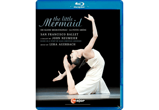 Neumeier/San Francisco Ballett - The Little Mermaid-Die Kleine Meerjungfrau - (Blu-ray)