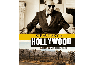 Stravinsky Dokumentation - Stravinsky In Hollywood - (Blu-ray)