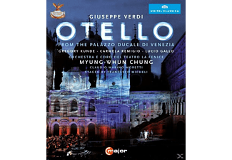 Chung/Kunde/Remigio/Gallo/Mart - Othello - (Blu-ray)