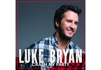 Luke Bryan - Crash My Party (Deluxe) - (CD)