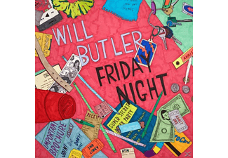Will Butler - Friday Night [LP + Download]