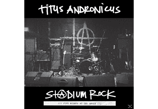 Titus Andronicus - S+@Dium Rock: Five Nights At The Op [Vinyl]