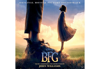 John Williams - The BFG-Big Friendly Giant - (CD)