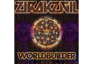 Zirakzigil - Worldbuilder [LP + Download]
