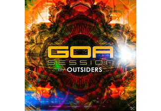 VARIOUS - Goa Session-By Outsiders - (CD)