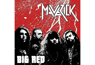 Maverick - Big Red - (CD)