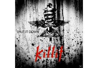 Killit - Shut It Down [CD]