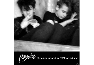 Psyche - Insomnia Theatre [CD]