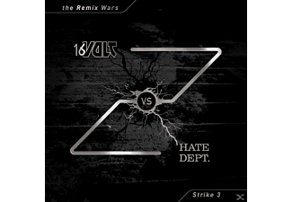 Sixteen Volt - Remix Wars Vol.32  (Red Vinyl) - (Vinyl)