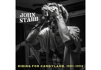 John Stabb - Riding For Candyland,1991-1993 - (CD)