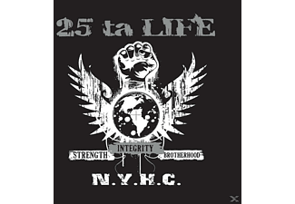 Twenty Five Ta Life - Strength Integrity Brotherhood - (Vinyl)