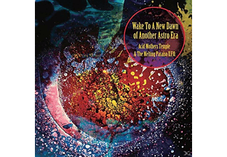 Acid Mothers Temple & Mel - Wake To The New Dawn Of Another Ast [CD]