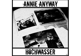 Annie Anyway - Hochwasser - (CD)