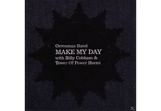 Billy Orrenmaa Band / Cobham - Make My Day - (CD)