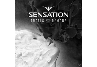 VARIOUS - Sensation 2016-Angels & Demons [CD]