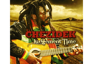 Chezidek - Judgement Time - (CD)