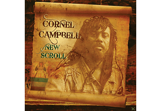 Cornel Campbell, Zion I Kings - New Scroll - (CD)