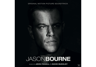 O.S.T. - Jason Bourne [CD]