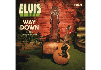 Elvis Presley - Way Down in The Jungle Room (Vinyl LP (nagylemez))
