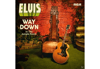 Elvis Presley - Way Down in the Jungle Room - (CD)
