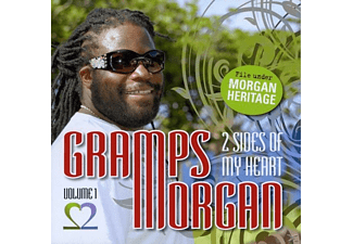 Gramps Morgan - 2 Sides Of My Heart - (CD)