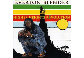 Everton Blender - Higher Heights Revolution - (CD)