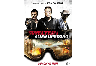 Swelter/Alien Uprising | DVD