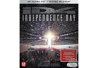 Independence Day (20th Anniversary) | 4K Ultra HD Blu-ray