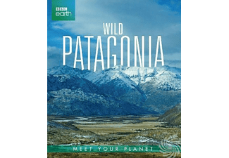 BBC Earth - Wild Patagonia | Blu-ray
