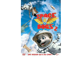 Space Dogs 2 | DVD