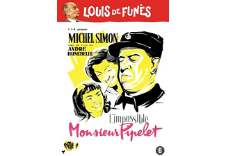 Impossible Monsieur Pipelet | DVD