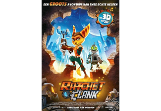 Ratchet And Clank | Blu-ray