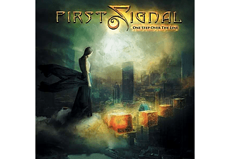 First Signal - One Step Over The Line (CD)