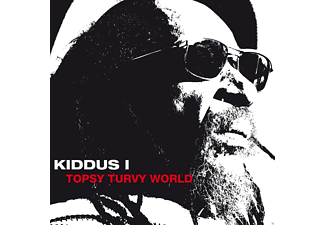 Kiddus I - Topsy Turvy World [CD]