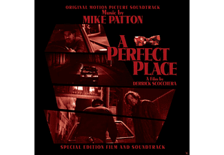 Mike Patton - A Perfect Place - (CD + DVD)