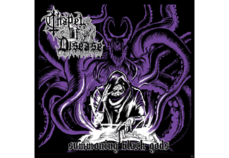 Chapel Of Disease - Summoning Black Gods [Vinyl]