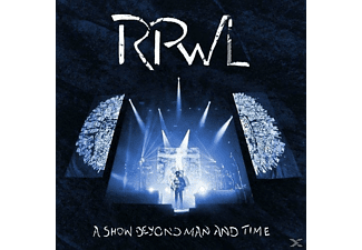 RPWL - A Show Beyond Man And Time (Double LP Gatefolde) [Vinyl]
