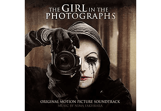 Nima Fakhrara - The Girl in the Photographs - Original Motion Picture Soundtrack (CD)