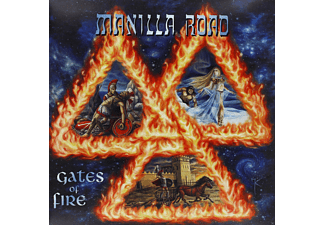Manilla Road - Gates Of Fire - (Vinyl)