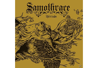 Samothrace - Life's Trade (Double Gold/Black Splatter LP) - (Vinyl)