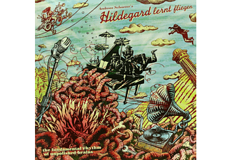 Hildegard Lernt Fliegen - The Fundamental Rhythm Of Unpolished Brains - (Vinyl)