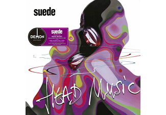 Suede - Head Music - (Vinyl)