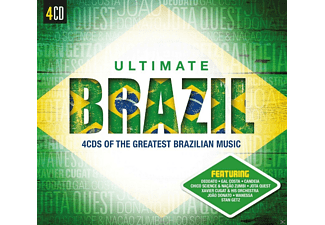 Various Ultimate Brazil CD