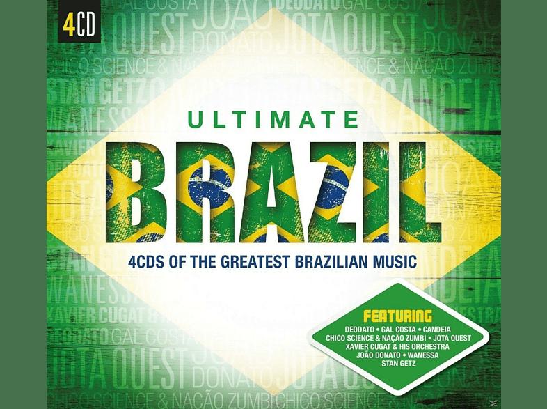 Various - Ultimate Brazil [CD] τηλεόραση   ψυχαγωγία μουσική cds μουσική  ταινίες  βιβλία μουσική cds