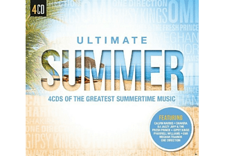 VARIOUS - Ultimate...Summer [CD]