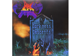 Dark Angel - Darkness Descends (Coloured Vinyl) - (Vinyl)