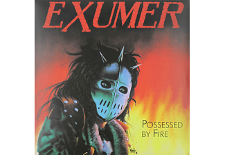 Exumer - Possessed By Fire (Ltd.Vinyl) [Vinyl]