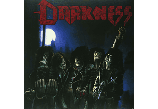 Darkness - Death Squad (Transparent Red Vinyl) [Vinyl]