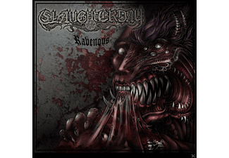 Slaughterday - Ravenous (Vinyl Incl.CD) [Vinyl]